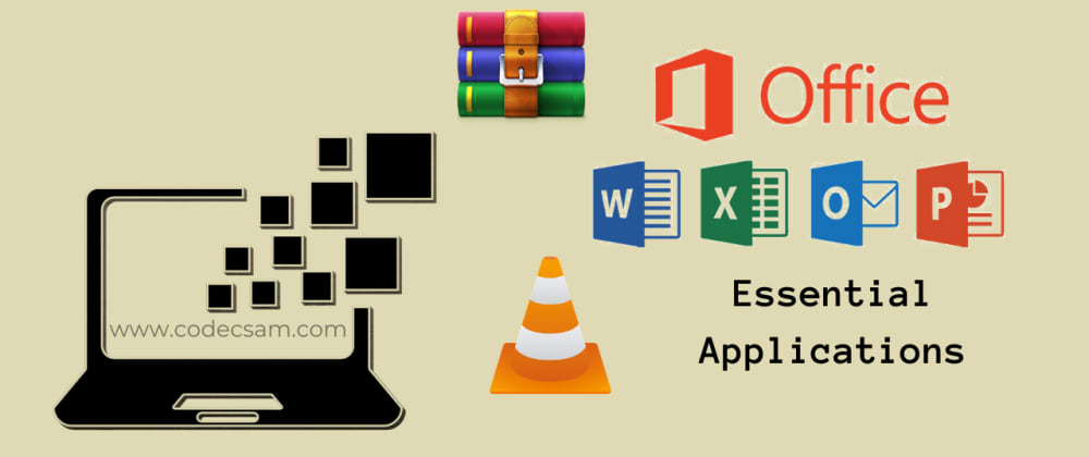 essential apps for windows