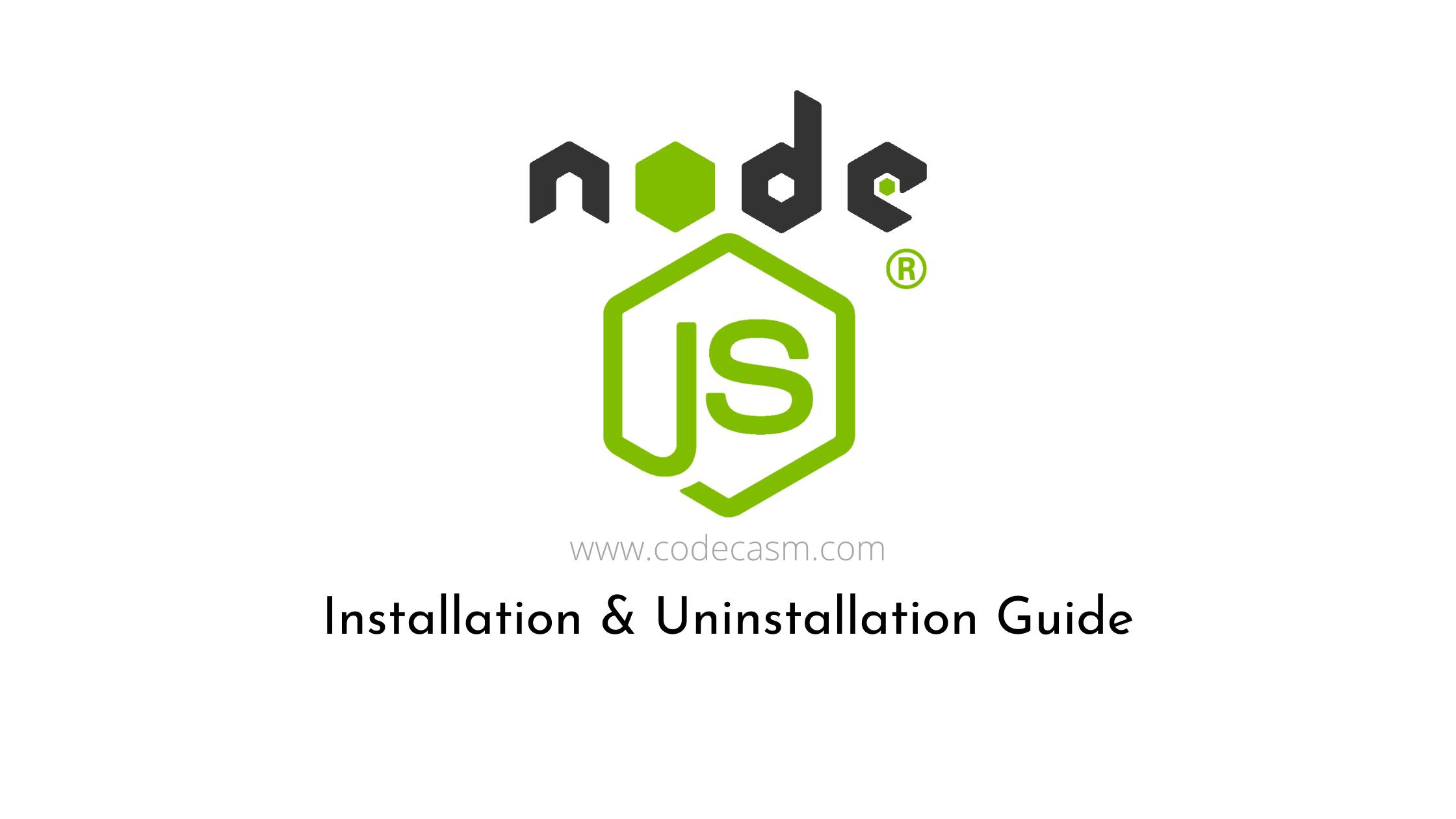 Installation-Uninstallation-Guide